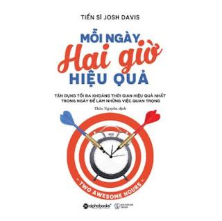Mỗi Ngày Hai Giờ Hiệu Quả (Tái Bản 2018) ebook PDF-EPUB-AWZ3-PRC-MOBI