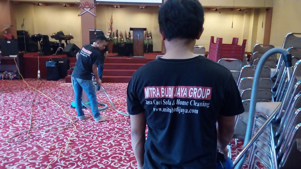 Jasa Cuci Karpet Kantor Jakarta Barat