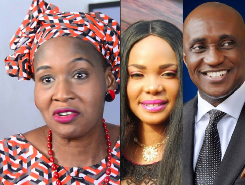 David Ibiyeomie & Iyabo Ojo Adultery Scandal