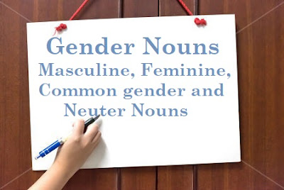 gender-nouns