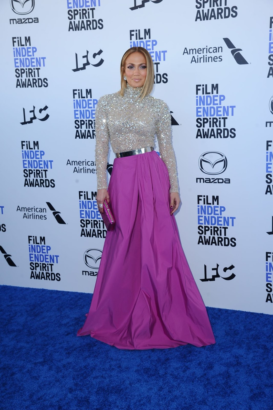 Jennifer Lopez – Film Independent Spirit Awards 2020