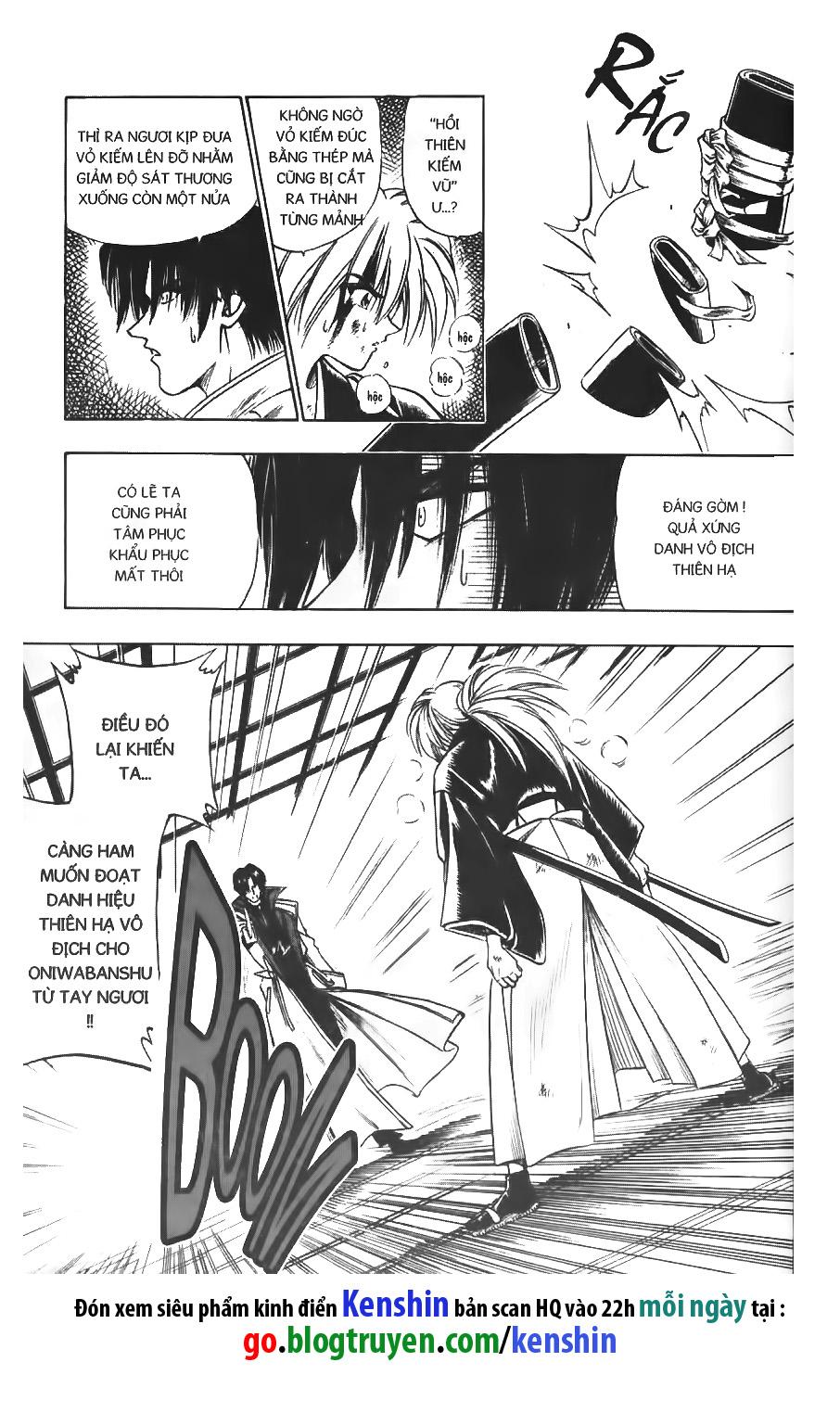 Rurouni Kenshin chap 27 trang 16