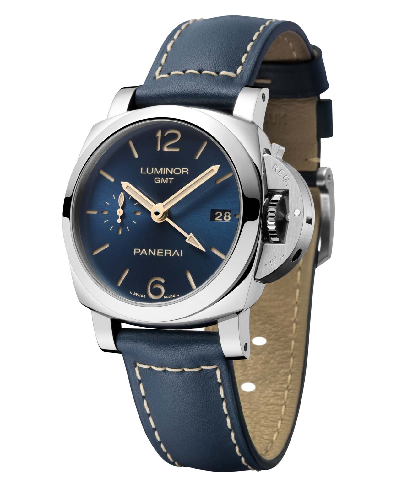 Blue Dial Panerai New Series