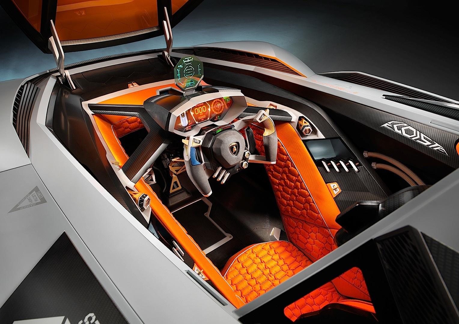 Sports Cars Lamborghini Egoista Hd Wallpapers 1080p