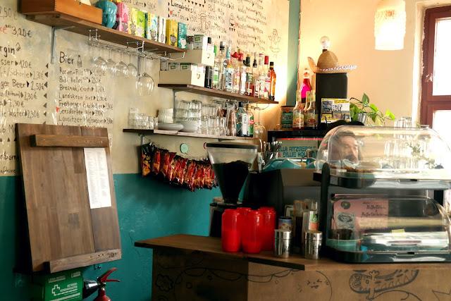 Leipzig Café Kune