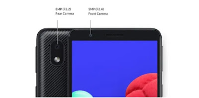 Kamera Samsung Galaxy A3 Core