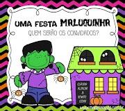 UMA FESTA MALUQUINHA - HALLOWEEN PDF