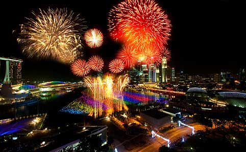 Where To Spend New Year S Eve In Singapore Adventure Guide