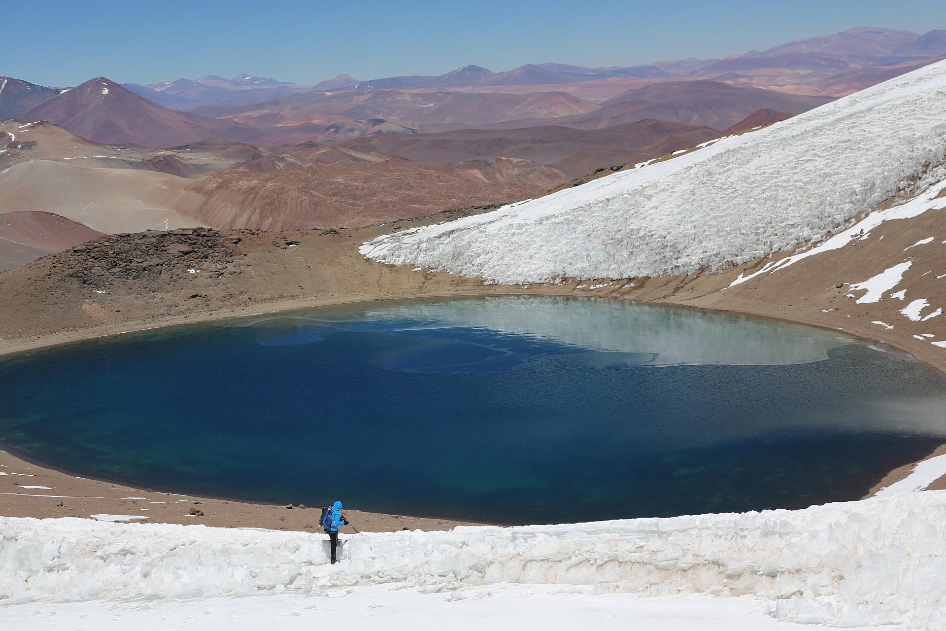 Nevado Tres Cruces National Park 5