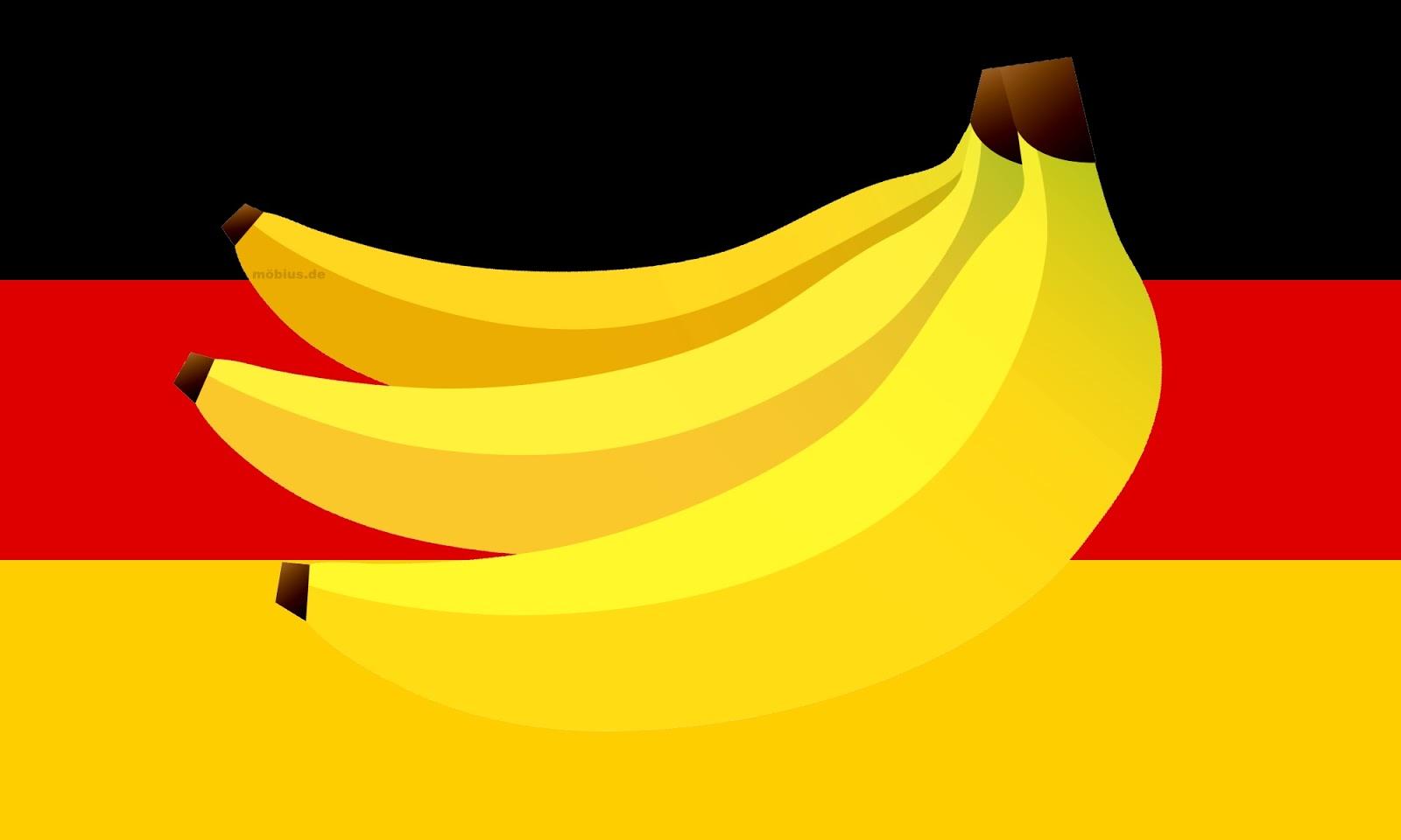 Bananenflagge
