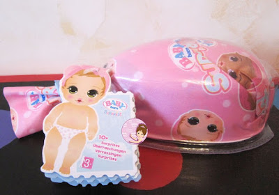 Baby Born Surprise collectibles