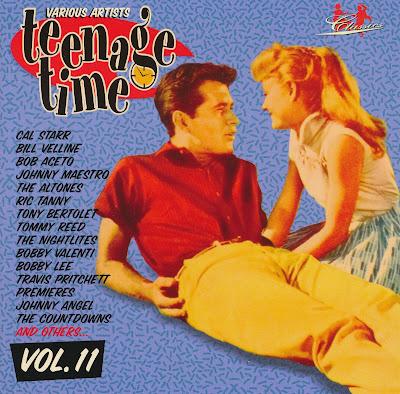 Various Artists - Teenage Time Vol. 11
