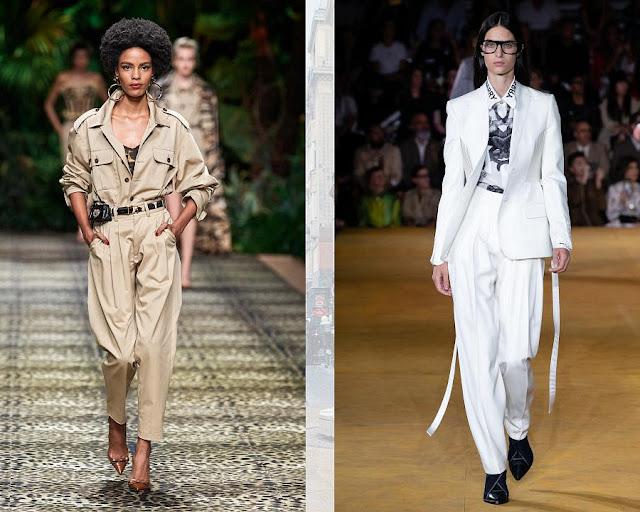 Модные брюки весна-лето 2020 1-2