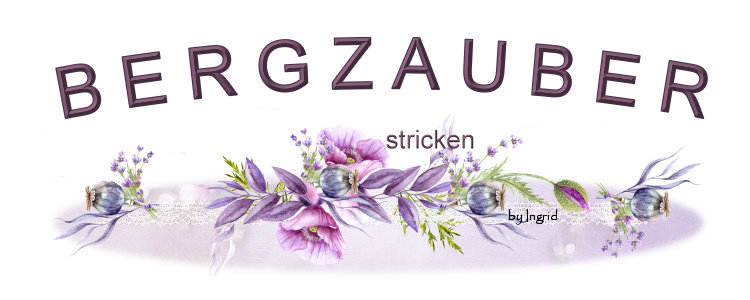 Bergzauber           stricken
