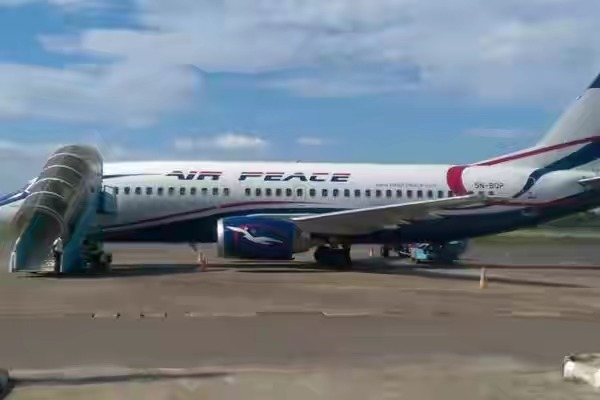 FAAN speaks on bomb aboard Air Peace flight to Abuja