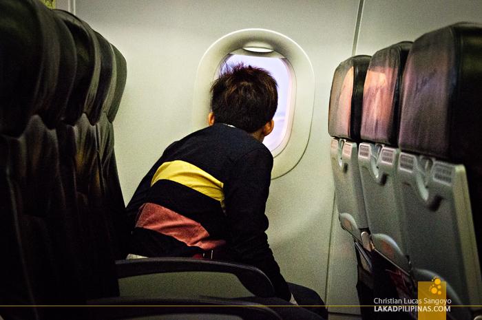 AirAsia Flight from Kathmandu