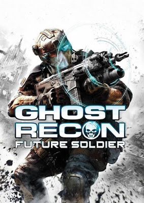 Capa do Tom Clancy's Ghost Recon: Future Soldier