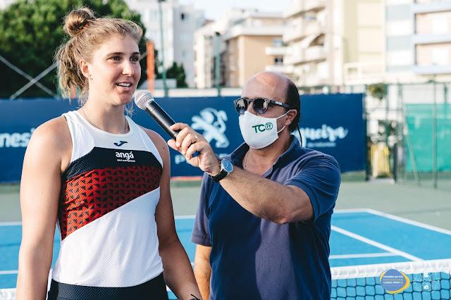 Beatriz Haddad Maia tênis brasil portugal figueira da foz