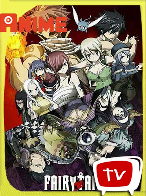Fairy tail: final (2018) Temporada 3 [45/51] HD [720P] subtitulada [GoogleDrive] DizonHD