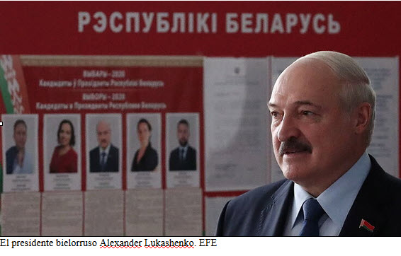 Alexander Lukashenko: 'rehén' de su pequeña Unión Soviética