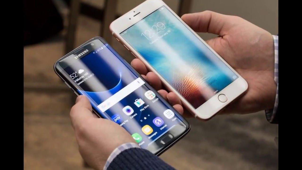 Thay màn hình hiển thị Samsung Galaxy S7 1