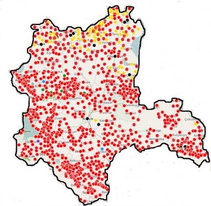 konyadaki kürt köyleri