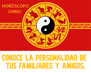 HORÓSCOPO CHINO | Conoce la personalidad de tus familiares y amigos - Charkleons.com
