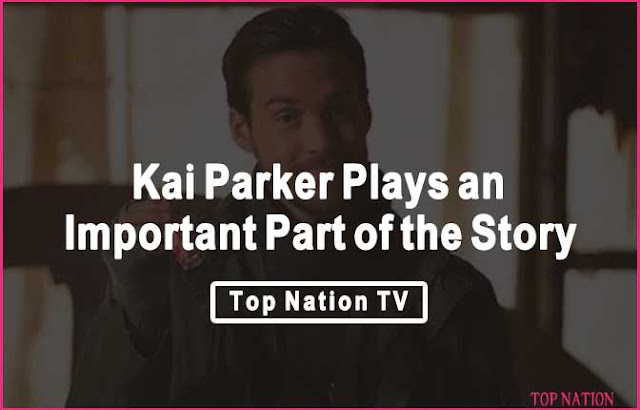 Kai Parker plays an important part of the story