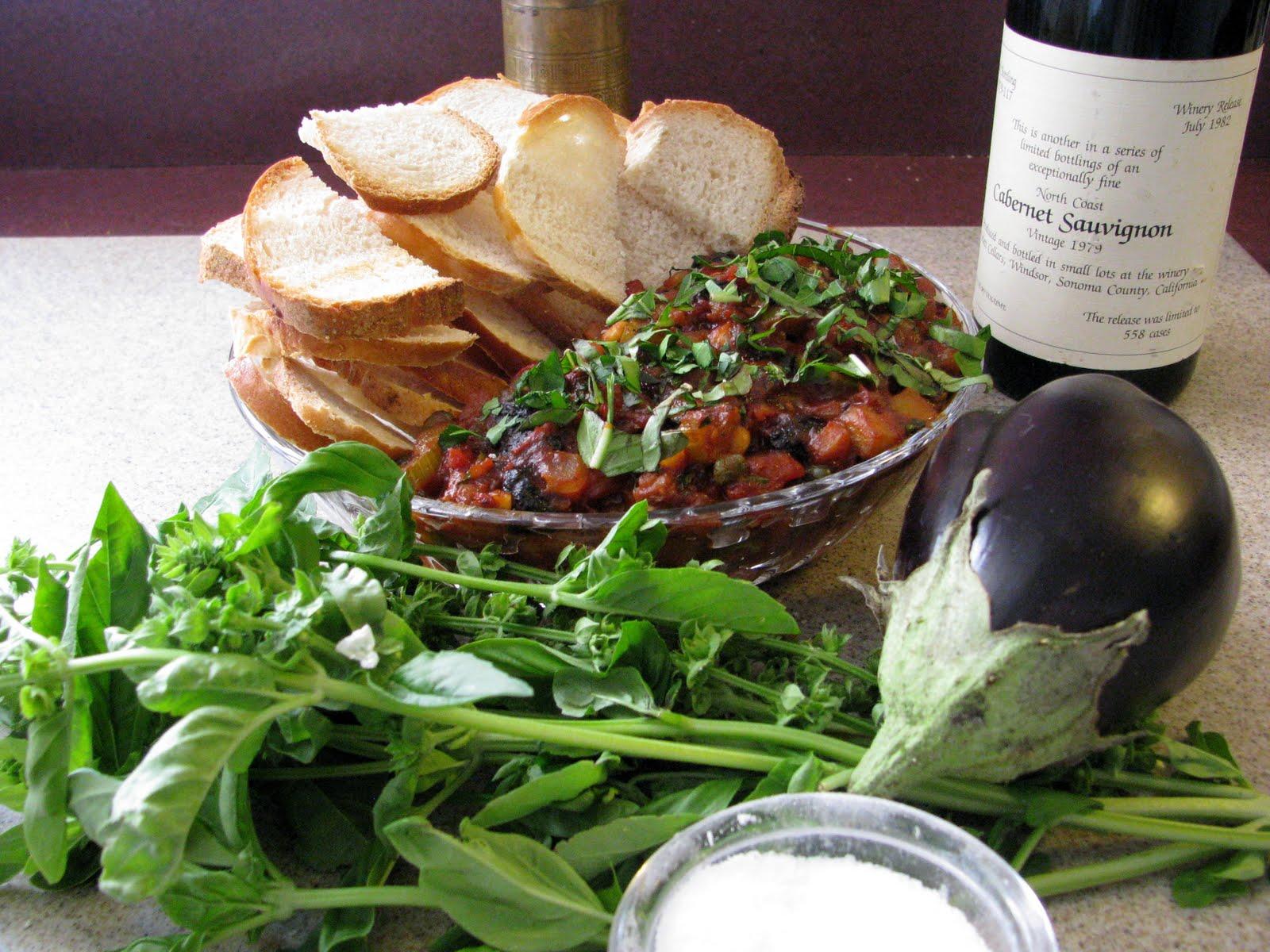 Mia cucina caponata alla siciliana for Cucina siciliana