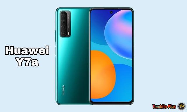 مواصفات هاتف Huawei Y7a |مميزات وعيوب الهاتف