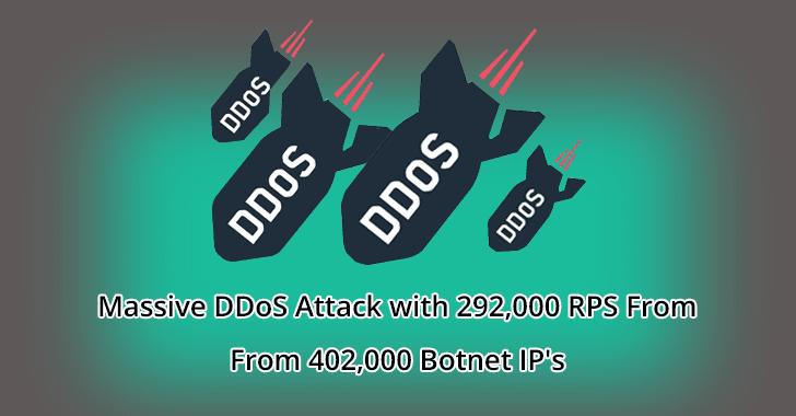 Massive DDoS Attack