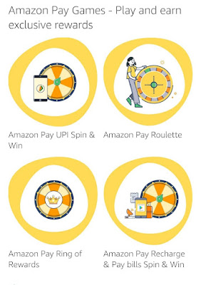 Amazon Pay Games