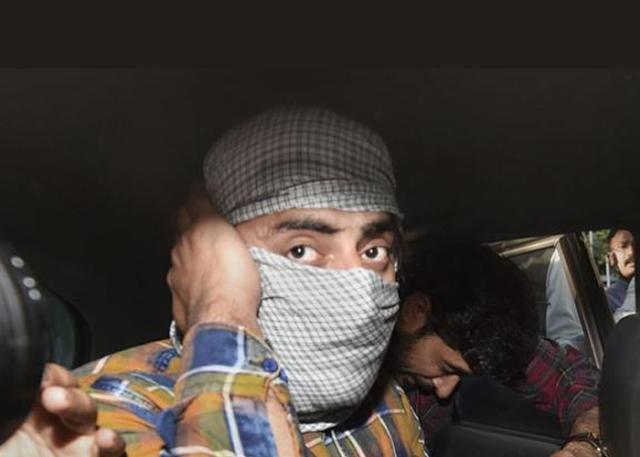 Delhi Violence,Shahrukh,Delhi Police