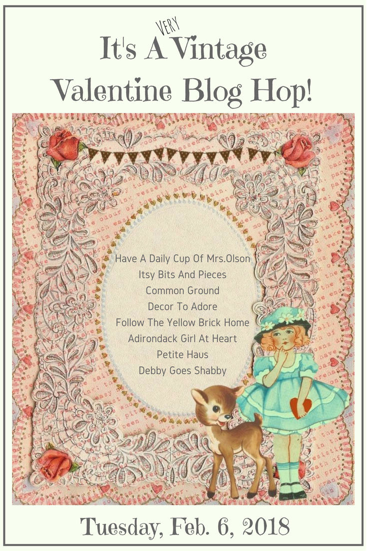 Valentines Blog Hop and Link Party
