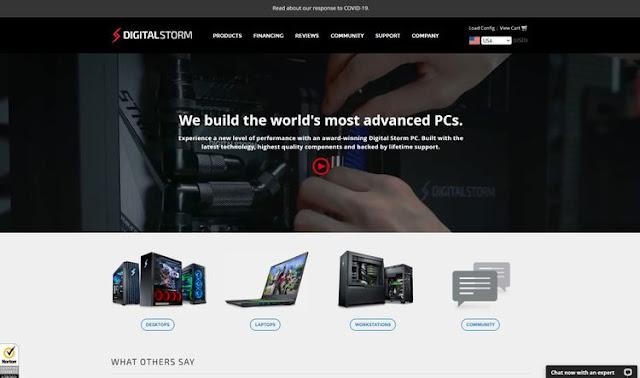 مواقع مفيدة لمن يرغبون ببناء تجميعة كمبيوتر مخصَّصة