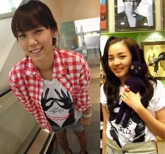are kwon jiyong and sandara park dating