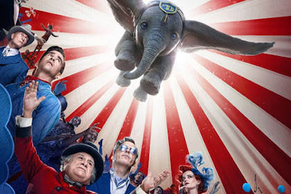 Dumbo (2019) BluRay - Dunia21