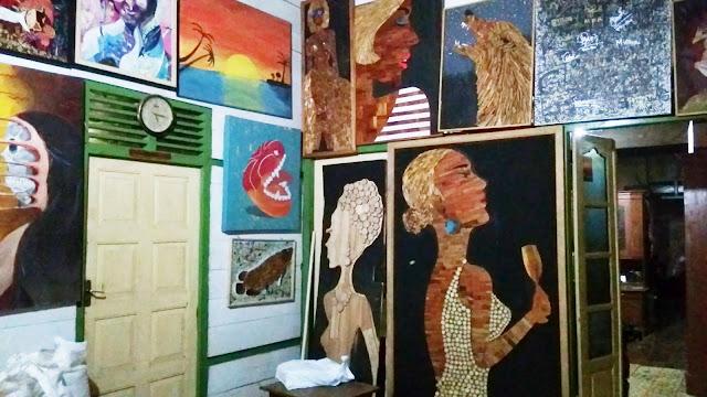 BJO Furnitur Face  Kebar art Subah Batang