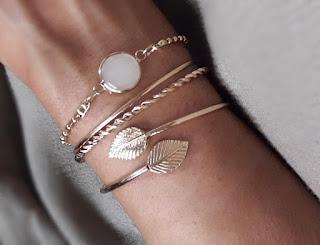 bracelet jonc tendance cadeau