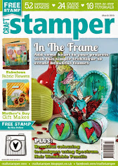 Published in Craft Stamper March 2015