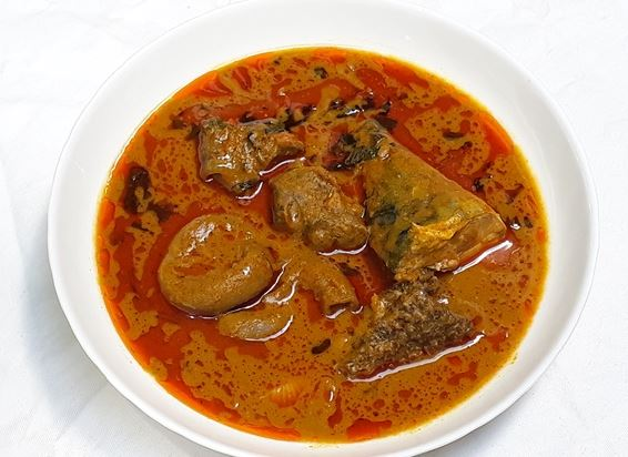 How to make Banga soup