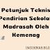 Petunjuk Teknis Pendirian Sekolah Madrasah Oleh Kemenag