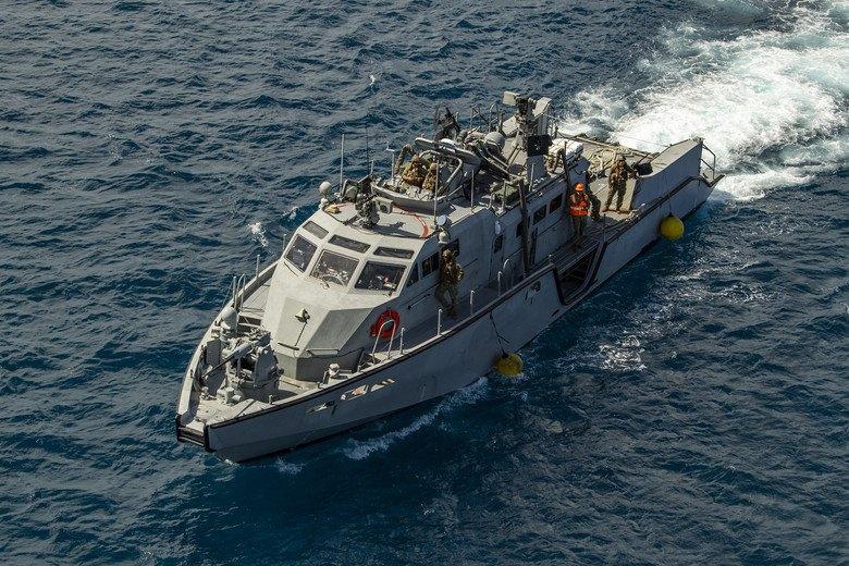 США нададуть Україні озброєні патрульні катери Mark VI
