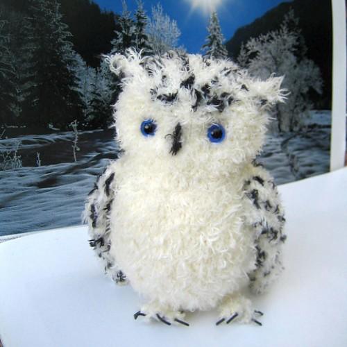 Obligatory Owl - Free Pattern