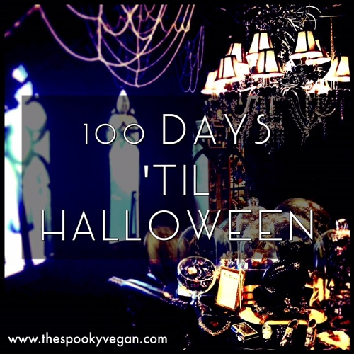 but there will be even more now that we are only 100 days away from halloween eeeek you can also follow me on twitter facebook and instagram for more