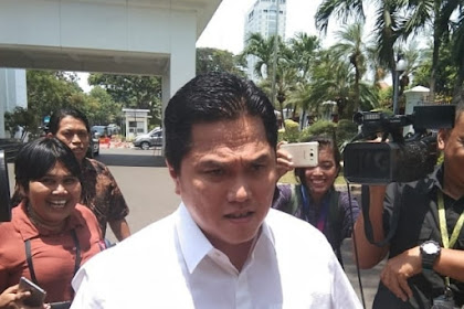 Sindir Anies Terkait DP Rumah 0 Rupiah, Erick Thohir: Jangan-jangan Itu Dijual Kembali