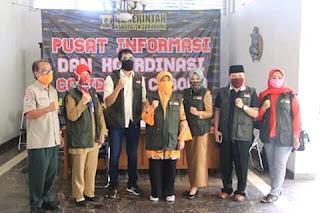 Ringankan Beban  Masyarakat TP PKK Kabupaten Sukabumi Berkaborsi Dengan  Jabar Bergerak