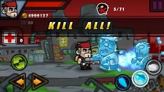tải game tiêu diệt zombie terminator