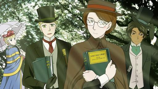 Review Anime Eikoku Koi Monogatari Emma Molders Hen