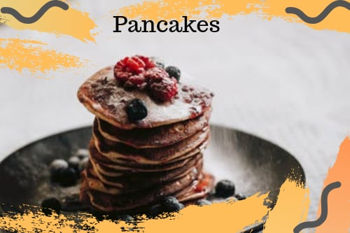 How To Make Easy Homemade Egg-less Pancakes Recipe From Scratch